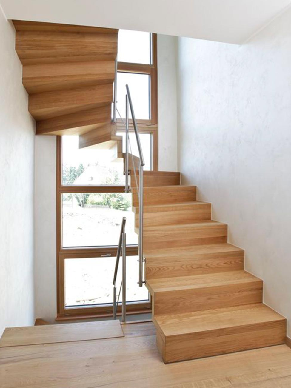 Beeindruckend Schwebende Treppe Referenz Von Schwebend Und Dennoch Feste Verankert – Unsichtbare